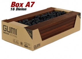 Box A7 - Modul Decking - Box 16 Dielen