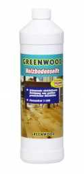 Greenwood Holzbodenseife Natur 1lt